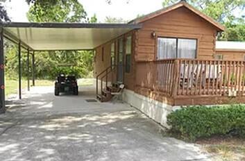 Camp Mack Resort Cabin