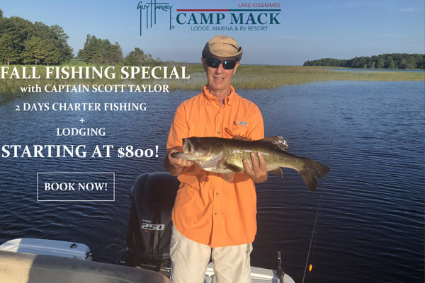 Fall Fishing Special