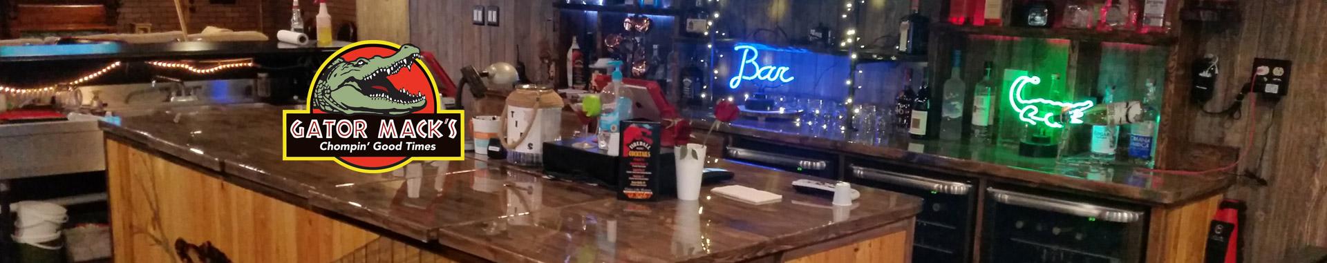 Gator Mack's Sports Bar