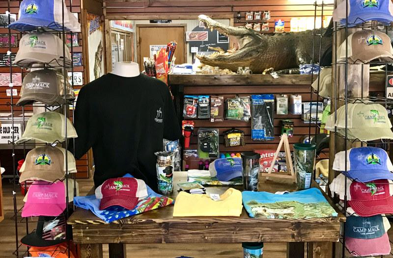Camp Mack Store