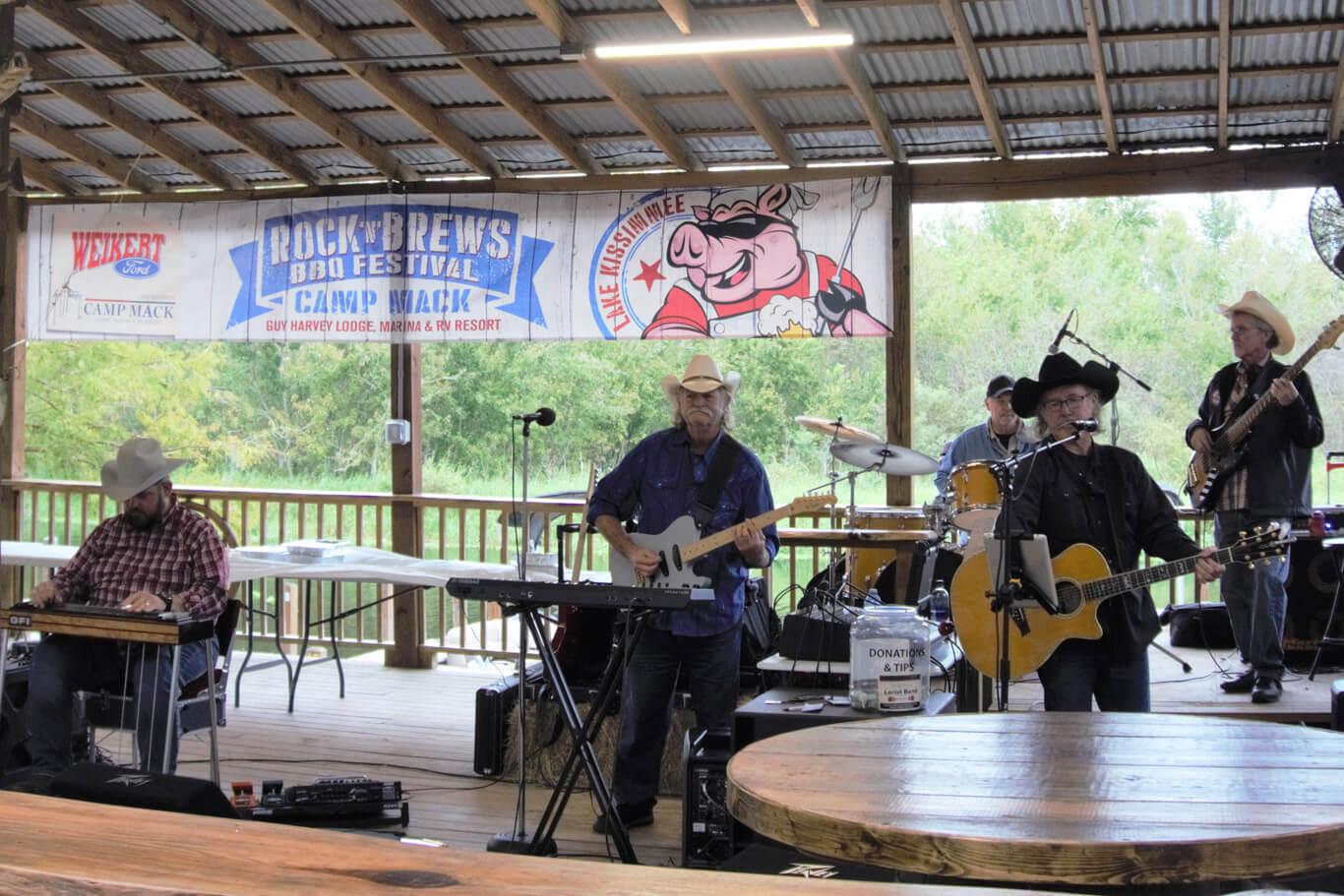 Rock 'N' Brews BBQ Band