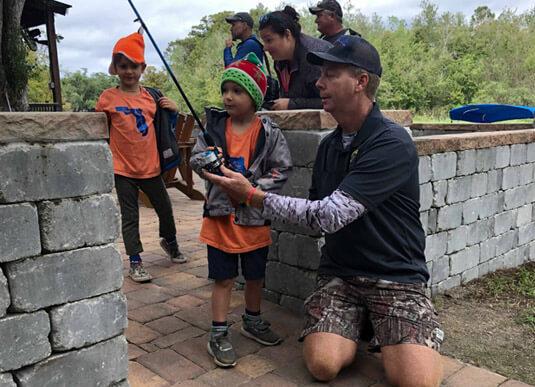 Youth Angler Academy
