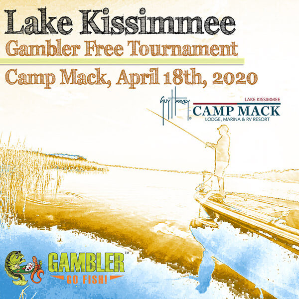 Lake Kisssimmee - Gambler Free Tournament