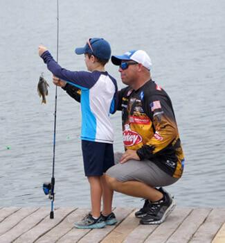 Angler Academy – Bobby Lane's Kids Fishing Clinic