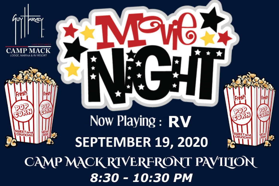 Movie Night SEPT 19