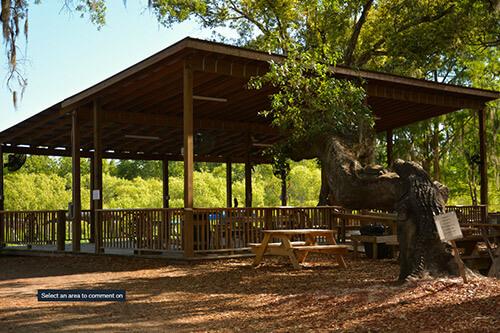 Riverfront Pavilion