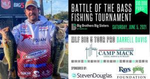 Battle of the Bass Fishing Tournament @ Camp Mack, a Guy Harvey Lodge, Marina & RV Resort